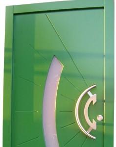 vhodna vrata moderna